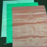 Полипропиленовые мешки цветные